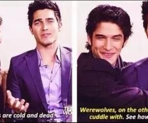 teen wolf, tyler posey, and tyler hoechlin image