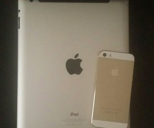 apple, gadgets, and i pad image