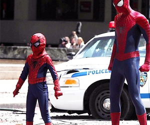 movie, peter parker, and the amazing spiderman image