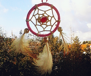 creativity, diy, and dreamcatcher image