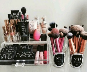 beautiful, Brushes, and cosmetics image