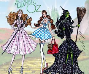 hayden williams and The wizard of OZ image
