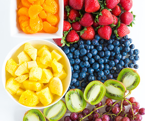 colourful, FRUiTS, and grapes image