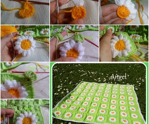 crochet and diy image