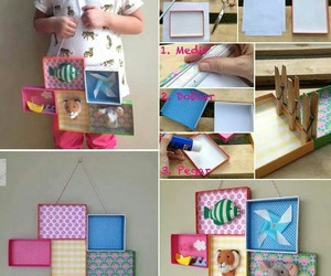 picture frame, recycle, and reuse image