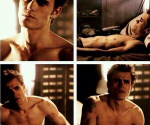 the vampire diaries, stefan salvatore, and perfect boy image