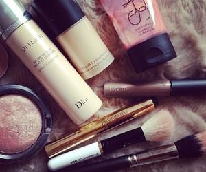dior, makeup, and nars image
