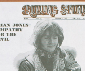 1969, Brian Jones, and issue image
