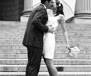 kiss, steps, and love image