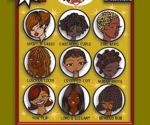 shop, cute, and Afro image