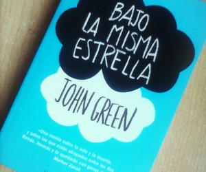 books, john green, and augustus waters image