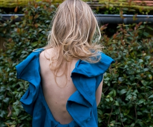 anorexia, back, and blonde image