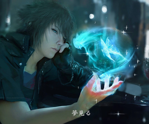 final fantasy, noctis, and noctis image