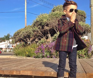 fashion, boy, and model image