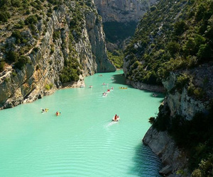 france, nature, and water image