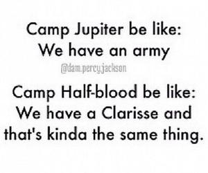 percy jackson, camp half blood, and camp jupiter image