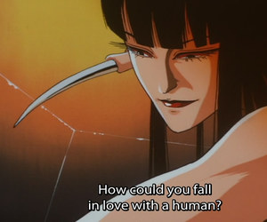 anime, love, and human image