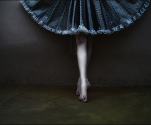 ballet, pointe, and ruffles image