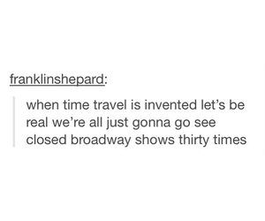 broadway, rent, and tumblr image