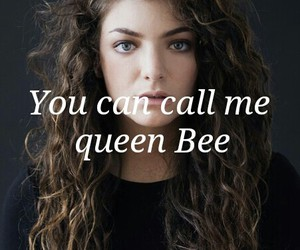 Queen, royals, and lorde image
