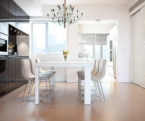 luxury, kitchen, and home image