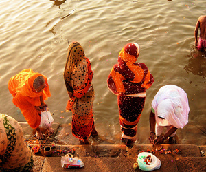 ganges, india, and river image