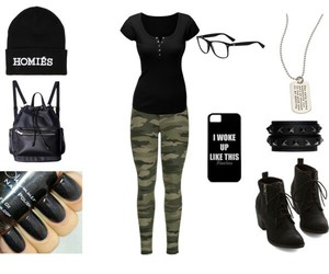 army, clothes, and fashion image