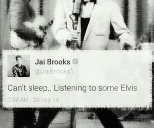 Elvis Presley, luke brooks, and janoskians image