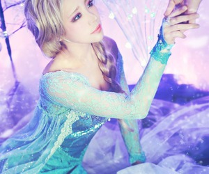 cosplay, jack frost, and jelsa image