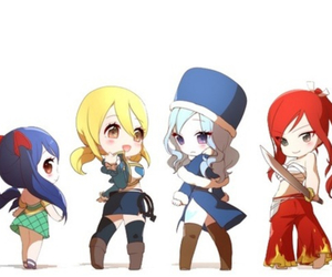 fairy tail, chibi, and wendy image