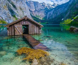 nature, germany, and mountains image