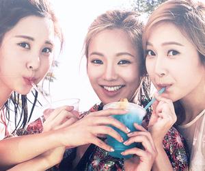 snsd, seohyun, and hyoyeon image