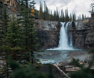 nature waterfall paradise image