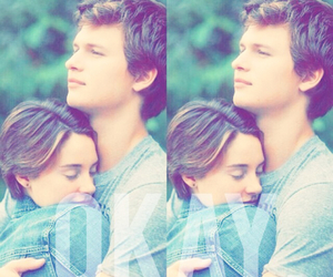 love, the fault in our stars, and augustus image