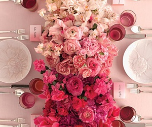 centerpiece, flowers, and floral image