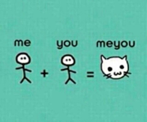 love. and meyou image