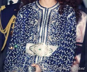 morocco, caftan, and morocan image
