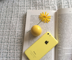 eos, iphone, and yellow image