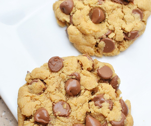cookie, warm, and hershey's image