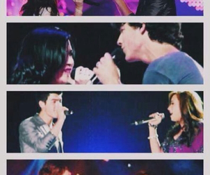 demi lovato, Joe Jonas, and jemi image