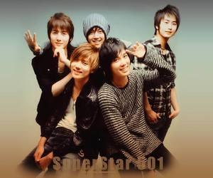 ss501, korean boyband, and handsome guys asia image