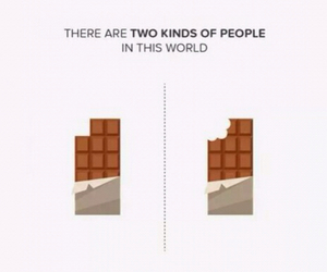 chocolate, funny, and people image