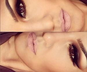 beautiful, make up, and hair image