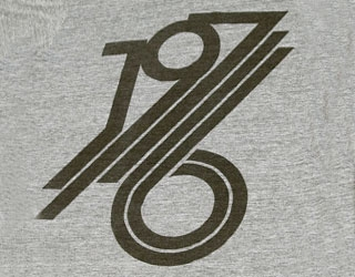 1976, font, and inspiration image