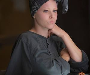 mockingjay, the hunger games, and effie trinket image