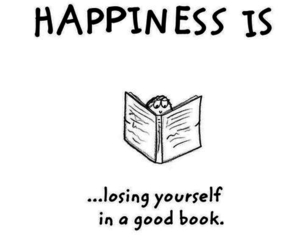 books, forever, and happiness image