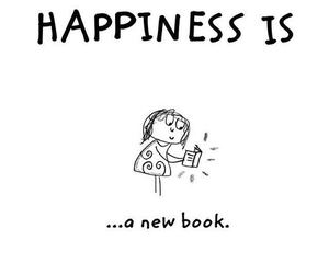 book, happiness, and happy image