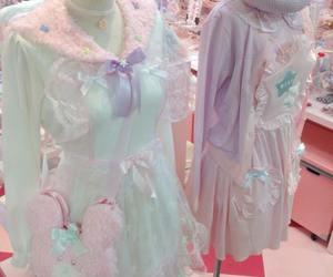 Dream, pastel, and kawaii image