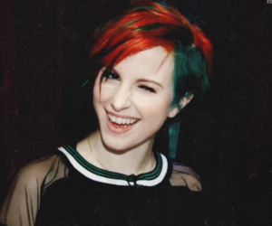 hayley williams, paramore, and girl image