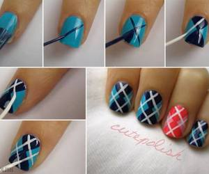 beauty, blue, and diy image
